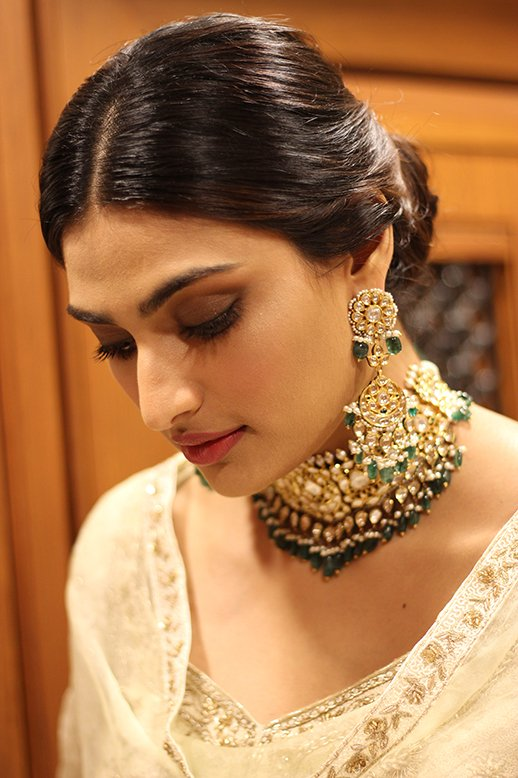 Athiya Shetty_Sonam Kapoor Wedding