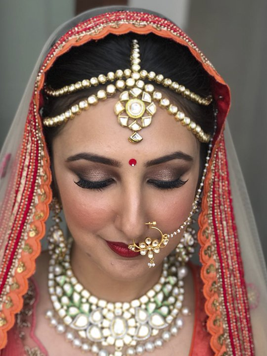 Billy Manik Bridal Makeup
